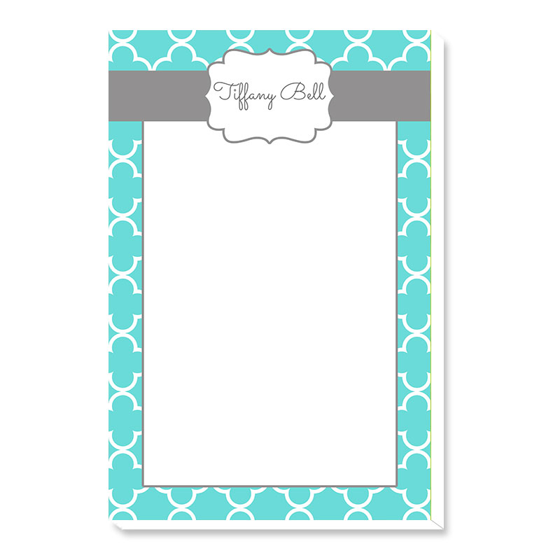 personalized notepad personalized notepad custom notepads cute