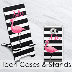 Personalized Tech Cases & Stands