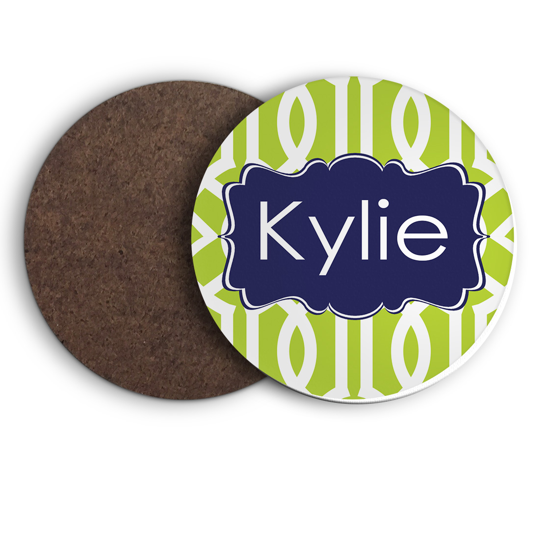 Custom Personalized Party Coasters Monogrammed Coasters