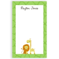 Best Friends Personalized Notepad