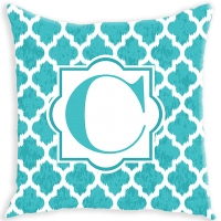Moroccan Personalized Couch Pillow