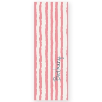 Painted Stripes Personalized Yoga Mat