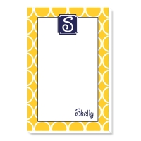 Hoops Personalized Notepad