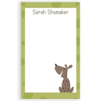 Spot Personalized Notepad