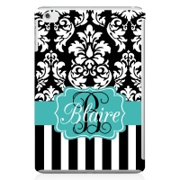 Dandy Damask Personalized iPad Mini Case