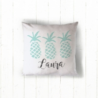 3 Pineapples Pillow