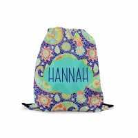 Pretty Paisley Backpack