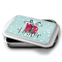 Winter Gift Cake & Casserole Pan