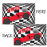 Race Car Kids Placemats