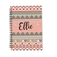 Personalized Notebook - Tribal