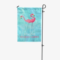 Christmas Tree Custom Garden Flag
