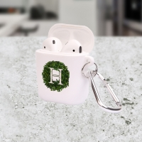 Personalized Script Monogram Apple AirPods Case