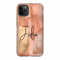 Brush Strokes Personalized Phone Case