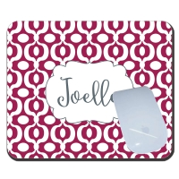 Urban Personalized Mouse Pad