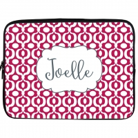 Urban Monogrammed iPad Sleeve