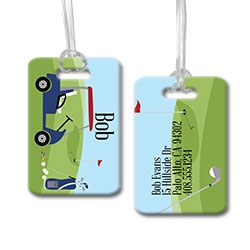 KIDS BAG TAGS