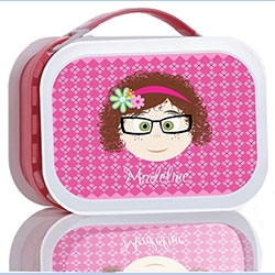 Little Me Lunch Boxes | Personalized Lunchboxes  | Personalized Kids Lunchboxes