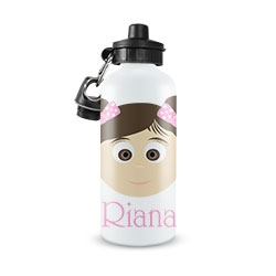 Little Me Water Bottles | Personalized Kids Water Bottles | Water Bottles Made To Look Like YOU!