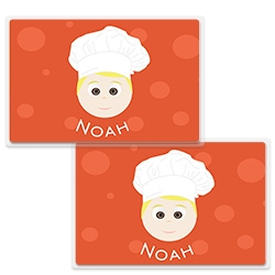 Little Me Placemats | Personalized Kids Placemats | Made to Match Placemats