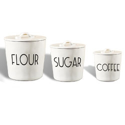 Canister & Jar Decals