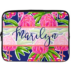 Monogrammed iPad Sleeves