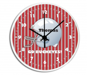 Football Fan Clock