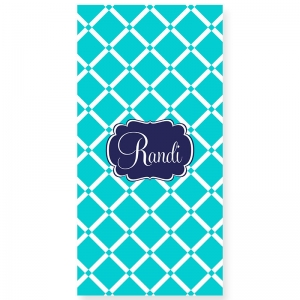 Bamboo Personalized Bath/Beach Towel
