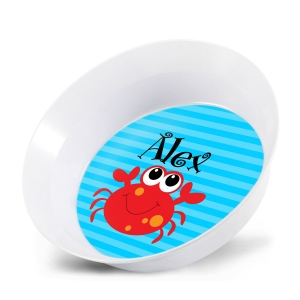 Mr Crab Personalized Bowl