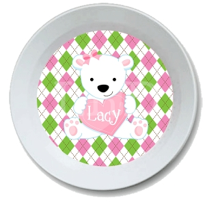 Matching Plate {sold separately}