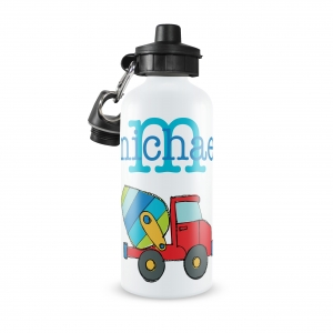 Mixer Boys Personalized Water Bottle
