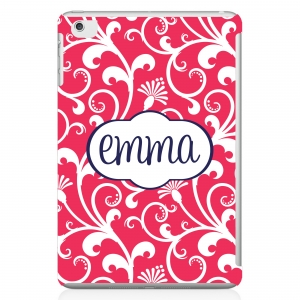 Parisian Pop Monogrammed iPad 2 Case