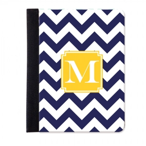 Chevron Personalized iPad Mini Folio Case