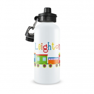 Train Personalized Water Bottle