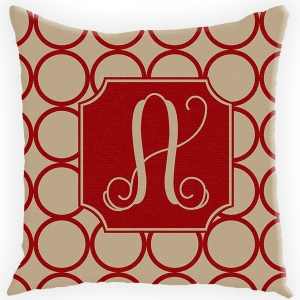 Hoops Personalized Couch Pillow