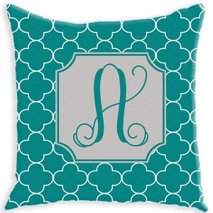 Petals Pattern Personalized Couch Pillow