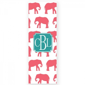 Elephants Personalized Yoga Mat