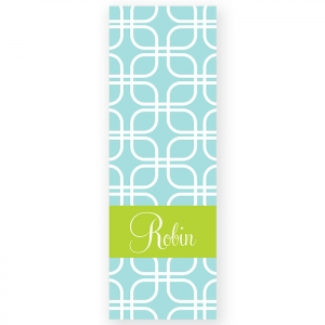 Links Pattern Personalized Yoga Mat