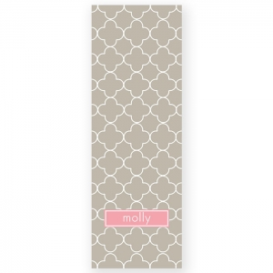Petals Personalized Yoga Mat