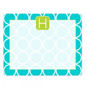Hoops Print Custom Personalized Dry Erase Board