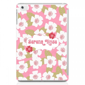 Magnolias Personalized iPad Mini Case