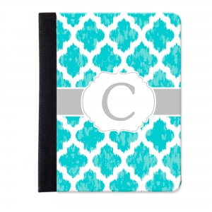 Moroccan Ikat Personalized iPad Mini Folio Case