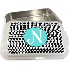 Diamond Pattern Cake or Casserole Pan