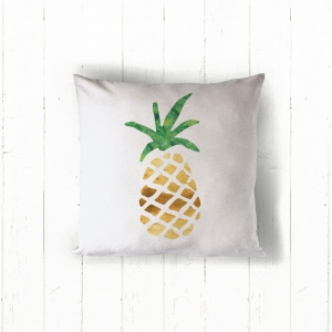 Pineapple Personalized Pillow
