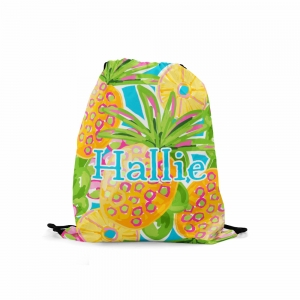 Preppy Pineapple Backpack