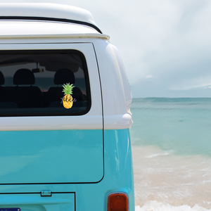 Pineapple Car Decal