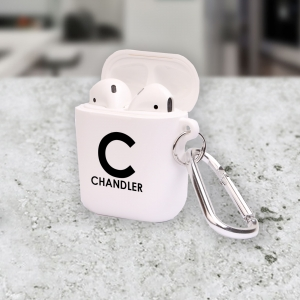 Personalized Name & Initial Apple AirPods Case
