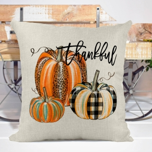 Thankful Pumpkin Trio Fall
