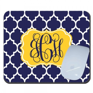 Moroccan Personalized Mousepad