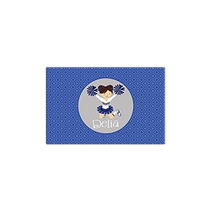 Cheerleader Personalized Placemat