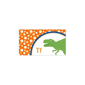 Dinosaur Personalized Place Mat